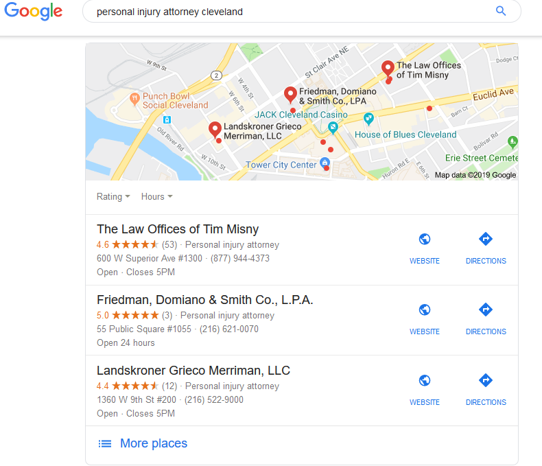 seo for personal injury attorneys