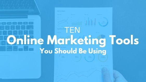 top 10 online marketing tools